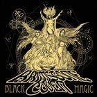 BRIMSTONE COVEN Black Magic album cover