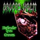 BROCAS HELM Defender of the Crown album cover