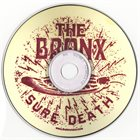 THE BRONX Sure Death album cover