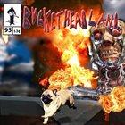 BUCKETHEAD Pike 95 - Northern Lights album cover