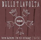 BULLET LAVOLTA Force Majeure: The RCA Anthology ('90-'92) album cover