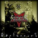 BURNING SAVIOURS Dayterrors album cover