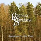 BURNING SAVIOURS Unholy Tales from the North album cover
