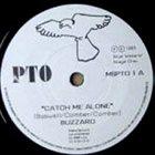 BUZZARD Catch Me Alone album cover