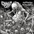 CADAVER CUM Horrifying Repugnance album cover