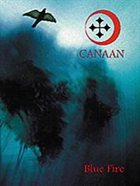 CANAAN Blue Fire album cover