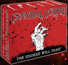 CANNIBAL CORPSE The Undead Will Feast album cover