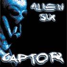 CAPTOR Alien Six album cover