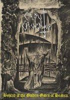 CAPUT CRUENTUS Behind of the Golden Gates of Heaven album cover