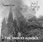 CAPUT CRUENTUS The Unholy Aliance album cover