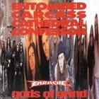 CARCASS Gods of Grind album cover