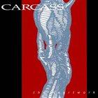 CARCASS The Heartwork EP album cover