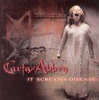 CARFAX ABBEY It Screams Disease album cover