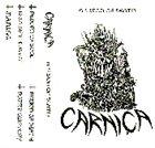 CARNIÇA A Vision Of Death album cover