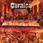 CARNIÇA Temple's Fall... Time to Reborn album cover