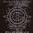 CARPATHIAN FOREST Skjend hans lik album cover