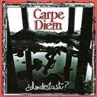 CARPE DIEM ¿Dondestastú? album cover