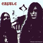 CASTLE (CA-2) Welcome To The Graveyard album cover