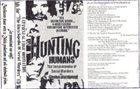 CATASEXUAL URGE MOTIVATION Hunting Humans album cover