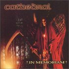 CATHEDRAL In Memoriam album cover