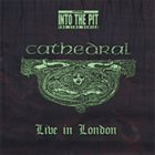 CATHEDRAL Live in London album cover