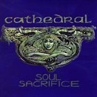 CATHEDRAL Soul Sacrifice album cover