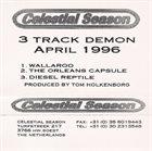 CELESTIAL SEASON 3 Track Demon album cover