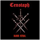 CENOTAPH Blood Ritual album cover