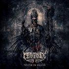 CENTINEX — Death In Pieces album cover