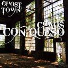 CHAOS CON QUESO Ghost Town album cover