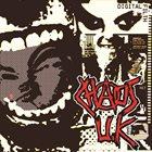 CHAOS U.K. Digital Filth album cover
