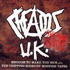 CHAOS U.K. Enough To Make You Sick & The Chipping Sodbury Bonfire Tapes album cover