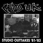 CHAOS U.K. Studio Outtakes '81-'83 album cover
