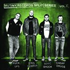 CHEAP DRUGS Mutiny Records Split Series Vol. I  album cover