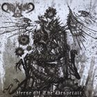 CHERNOBLANK Verse Of The Desperate album cover