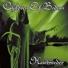 CHILDREN OF BODOM Hatebreeder album cover