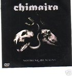 CHIMAIRA Nothing Remains album cover