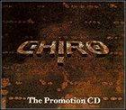 CHIRO THERIUM The Promotion CD album cover