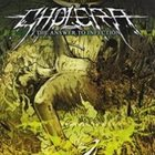CHOLERA The Answer To Infection album cover