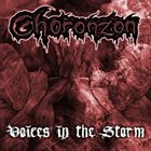 CHORONZON Voices in the Storm album cover