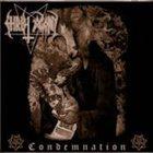 CHRIST AGONY Condemnation album cover