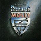 CHROME MOLLY Angst album cover