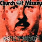 CHURCH OF MISERY Master of Brutality album cover