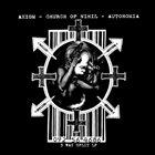 CHURCH OF NIHIL 3 Way Split LP album cover
