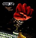 CICLÓN Perdidos en el Tiempo album cover