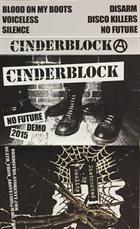 CINDERBLOCK No Future Demo 2015 album cover