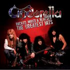 CINDERELLA Rocked, Wired & Bluesed: The Greatest Hits album cover