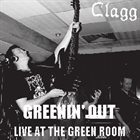 CLAGG Live At The Green Room album cover