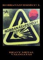 CLASSICA Robbanásveszély 2 album cover