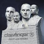 CLAWFINGER Zeros & Heroes album cover